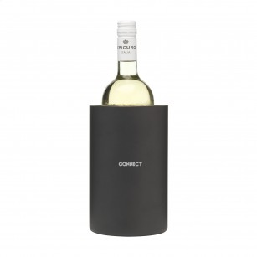 CoolSteel Svart vinkylare