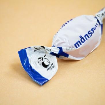 Karameller i komposterbart papper