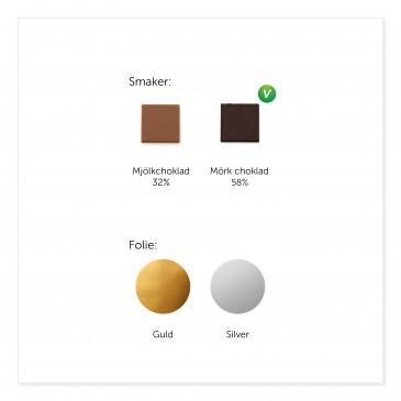 Chokladbitar 5gr