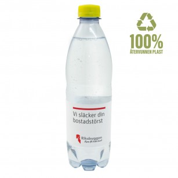 Vatten i pet-flaska 50cl