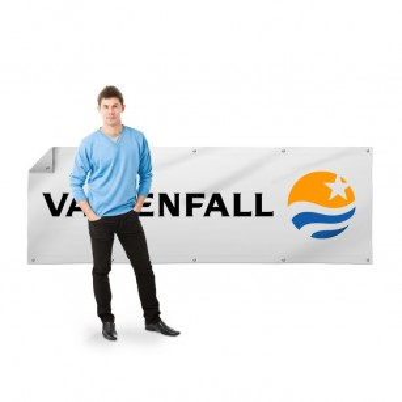 Banderoll Frontlit